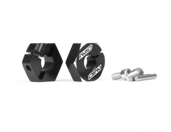 Kyosho HD Rear Hex Adapter (2)