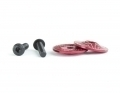 8th Wing Mount Buttons | Red