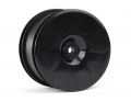 Satellite Rear Wheel (B6, 22, RB6) | 12mm Hex | Black Pair