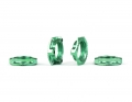 Triad 17mm Light Wheel Nuts | Green | 4pcs