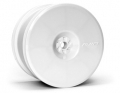 Satellite Rear Wheel (B5, 22, RB5) | 12mm Hex | White Pair