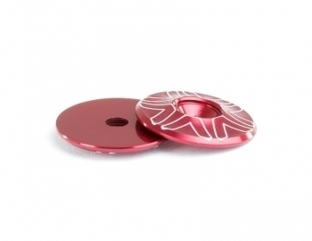 10th Wing Mount Buttons | Red