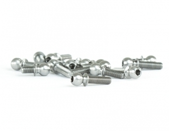 Titanium Ball Stud Kit | Xray T4 '19 - '15