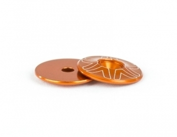 10th Wing Mount Buttons | Orange
