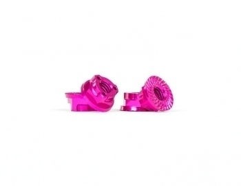 Triad M4 Light Wheel Nuts | Pink | 4pcs
