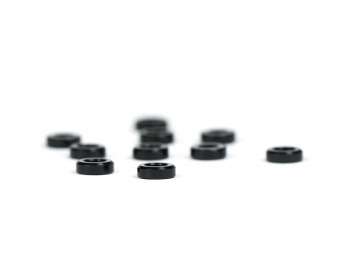 Aluminum Ball Stud Washers (10) | 1.75mm