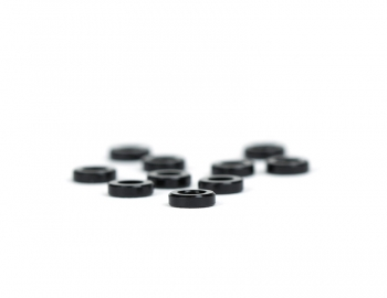 Aluminum Ball Stud Washers (10) | 1.50mm