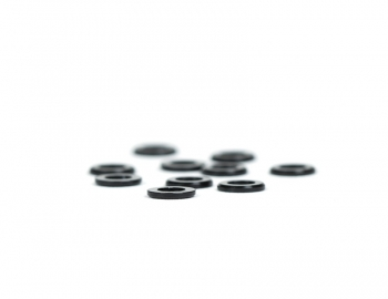 Aluminum Ball Stud Washers (10) | 0.75mm