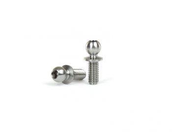 4.2x6.5mm Titanium Ball Stud | 2 pack