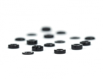 Aluminum Ball Stud Washer Set (16) | Quarters
