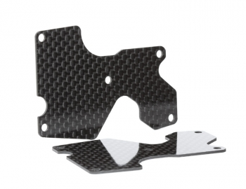 MBX8 Carbon Arm Inserts | 0.8mm | Rear