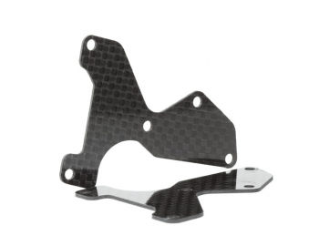 MBX8 Carbon Arm Inserts | 1.2mm | Front