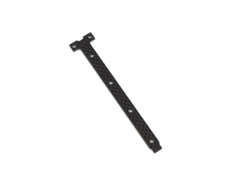 B74 Chassis Brace Support | 2mm | Rear