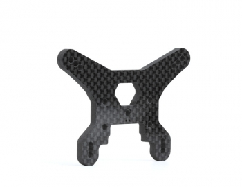 B74 Carbon Shock Tower | Rear | -2mm