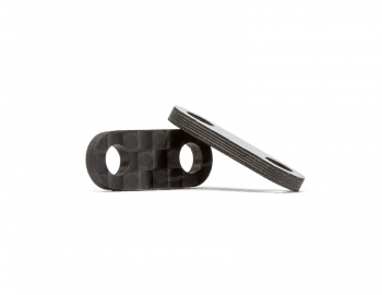 Servo Mount Spacer | Carbon | 1.5mm