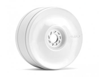 Truss 8th Wheel 83mm | White | 2 pairs
