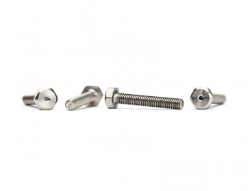 TLR 8ight / SCTE Titanium Lower Shock Screws | Set