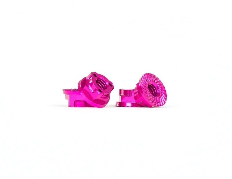 Triad M4 Light Wheel Nuts | Pink | 4pcs Accessorie AV1047-PNK