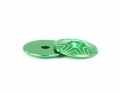 10th Wing Mount Buttons | Green