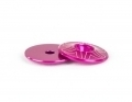 10th Wing Mount Buttons | Pink