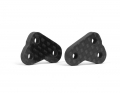 B6.2 / B6.2D Carbon Steering Block Arms +1