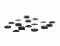 Aluminum Ballstud Washer Set (16) | Quarters