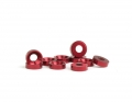 M3 Red Aluminum Countersunk Washer | 10 Pack