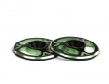 Triad Wing Buttons | Dual Black / Green