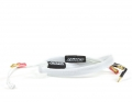 2S Charge Lead Cable w/4mm & 5mm Bullet Connector (2') | White