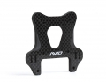 XB8 '19 Carbon Shock Tower | Caster Blocks | Front