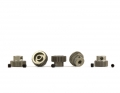 64P Aluminum Hard-Anodized Pinion | 5-Pack | 26-30