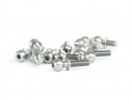 Titanium Ball Stud Kit | B6.2 / B6.2D