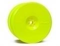 Satellite Rear Wheel (B6, 22, RB6) | 12mm Hex | Yellow Pair