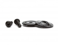8th Wing Mount Buttons | Black