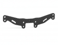 TC6.2 Carbon Fiber Shock Tower | 2.0mm Hard | Rear